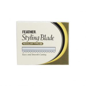 HOJAS AFEITAR FEATHER ORIGINAL (10U.)