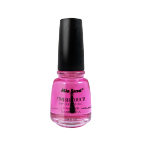 B-304 M.S. FINISH TOUCH TOP COAT 19ML.