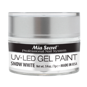5S-800 M.S. GEL PAINT SNOW WHITE 5GR.