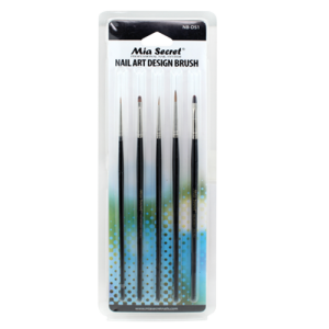 NB-DS1 M.S. NAIL ART BRUSHES