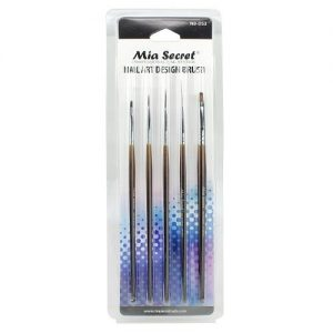 NB-DS3 M.S. NAIL ART BRUSHES