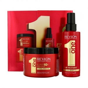 REVLON UNIQ. ONE + MASK PACK