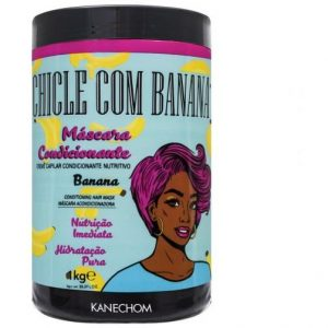 KANECHOM MASCARA CHICLE COM BANANA 1KG.