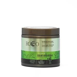 ROCCO MASCARA MACADAMIA OIL 500ML.