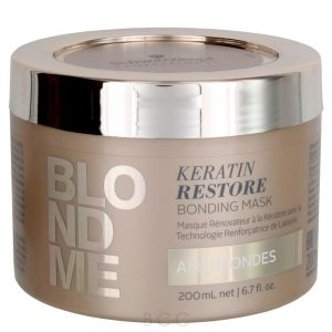 BLONDME MASCARA 200ML. - KERATIN RESTORE