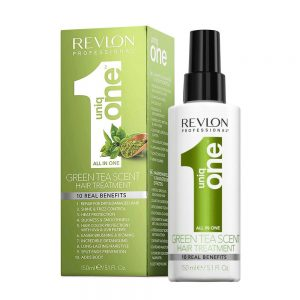 REVLON UNIQ. ONE GREEN TEA 150ML.