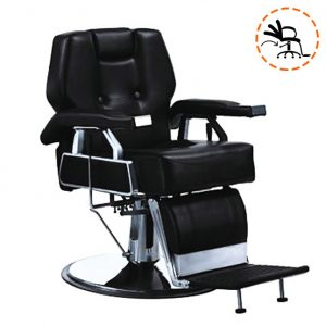 SILLON HIDR. BARBERO BP-2801 - NEGRO