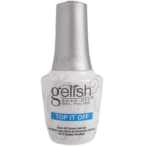 GELISH TOP COAT 15ML. - TOP IT OFF