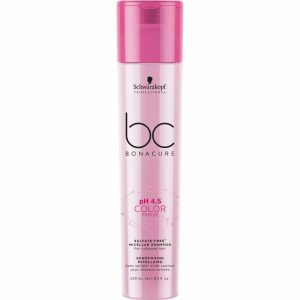 BONACURE COLOR FREEZE 250ML. SULFATE-FREE SHAMPOO