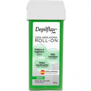 DEPILFLAX CERA ROLL-ON 100GR. MENTA