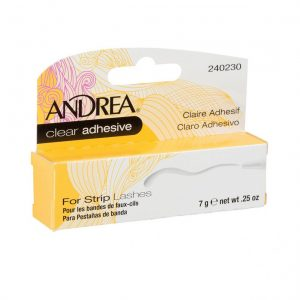 ANDREA PEGAMENTO STRIP CLEAR 240230