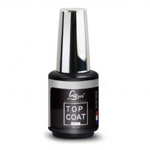 LOVEYES TOP COAT 15ML - PERMANENTE
