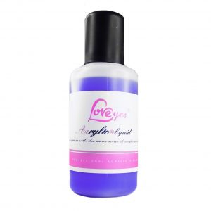 LOVEYES LIQUIDO ACRILICO 120ML