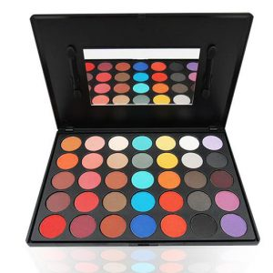 CITY COLOR 35 COLOR EYESHADOW PALETTE (E-0076)