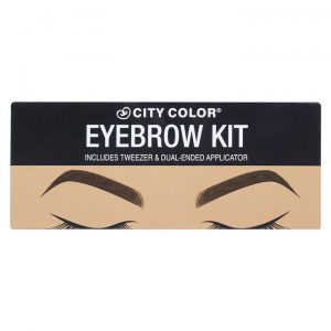 CITY COLOR EYEBROW KIT (E-0065)