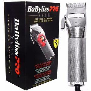 BABYLISS MAQUINA X880 - SILVER