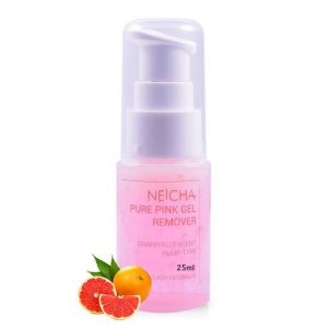 NEICHA REMOVEDOR GEL 25ML. - PUMP TYPE