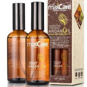 MAXCARE ACEITE ARGAN OIL 100ML