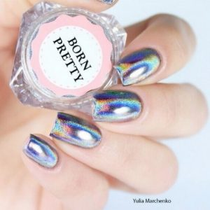 BORN PRETTY POLVO HOLOGRAFICO - 1 PCS - 38218
