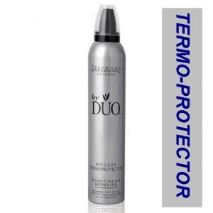 BY DUO MOUSSE TERMOPROTECTOR 200ML.