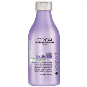 EXP. LISS UNLIMITED 300ML. SHAMPOO