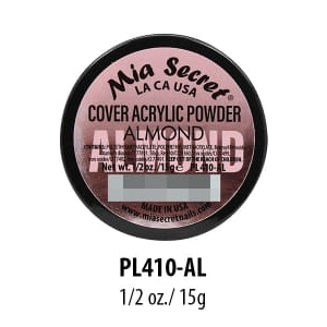 PL410-AL M.S. P.A. COVER ALMOND 15GR/1/2OZ