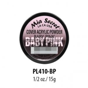 PL410-BP M.S. P.A. COVER BABY PINK 15GR/1/2OZ
