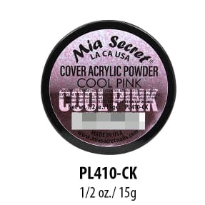 PL410-CK M.S. P.A. COVER COOL PINK 15GR/1/2OZ