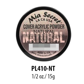 PL410-NT M.S. P.A. COVER NATURAL 15GR/1/2OZ