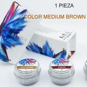 NEICHA BRONA HENNA 1X4GR. - MEDIUM BROWN