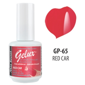 GP-65 M.S. GELUX G.P. 15ML. RED CAR