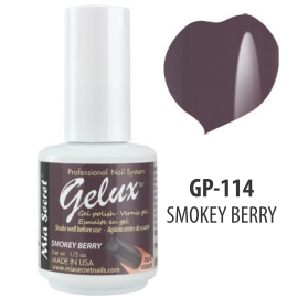GP-114 M.S. GELUX G.P. 15ML. SMOKEY BERRY