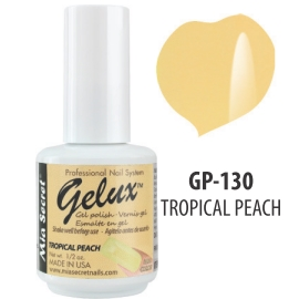 GP-130 M.S. GELUX G.P. 15ML. TROPICAL PEACH