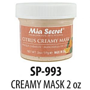SP-993 M.S. CITRUS CREAMY MASK 59GR.