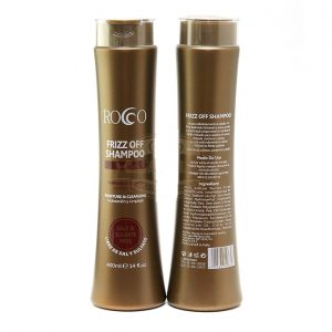 ROCCO SHAMPOO 400ML. - FRIZZ OFF