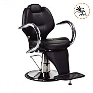 SILLON HIDR. BARBERO BP-2668B - NEGRO